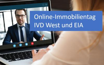 Online-Immobilientag IVD West und EIA